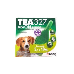 TEA 327 SPOT ON PERROS en internet