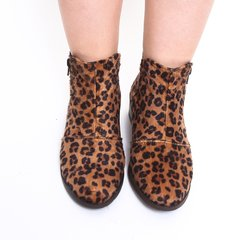 Bota Animal Print na internet