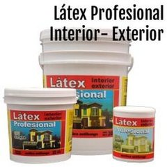 Latex Profesional Inter/Ext. Sorbalok - 4 Lts.
