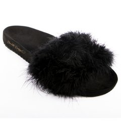 Urban Slipper Black | Charlotte Caniggia
