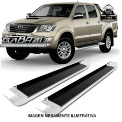 Estribo Lateral HILUX Personal