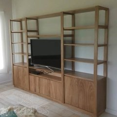 Estanteria Rack Tv De Petiribi 320 X 230 X 035 D&d Muebles en internet
