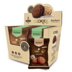Cookies de Chocolate - Display c/10 un. de 40g
