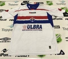 Camisa Fast Club-AM Branca Lotto
