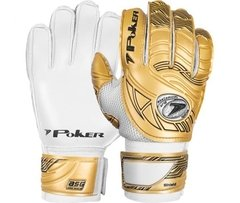 Luva Goleiro Poker Shield Semi Pro Dourada
