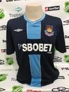 Camisa West Ham-Ing Away Umbro (USADA)