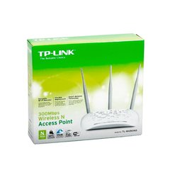 ACCESS POINT TP-LINK TL-WA901ND N300 Mbps - ABCtechnology