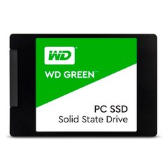 DISCO DE ESTADO SÓLIDO (SSD) SATA WESTERN DIGITAL GREEN 480 GB