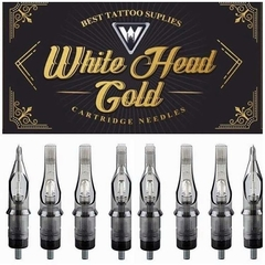 Cartucho White Head Gold | 11  MG und.