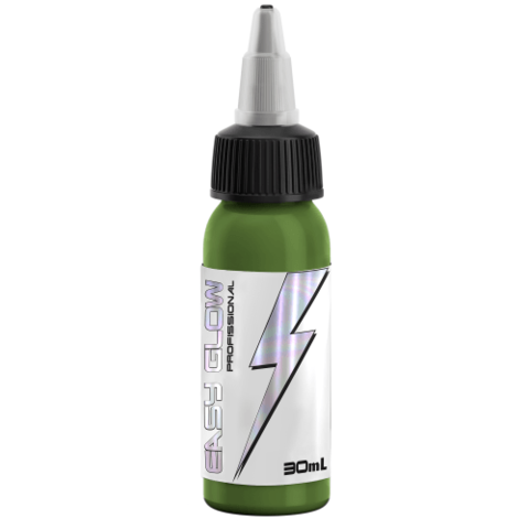 Tinta Easy Glow 30 ml | Moss Green