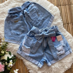 Short Jeans 54 - Pink Store