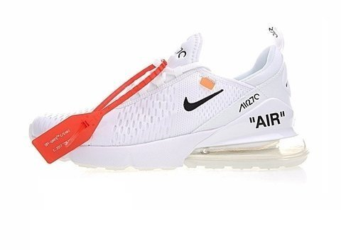 237310893 TÊNIS NIKE AIR MAX 270 OFF WHITE (MASCULINO)