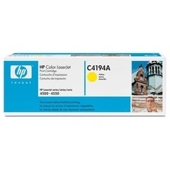 Cartucho de toner original HP C4194A