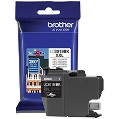 Cartucho de tinta inkjet original Brother LC3019BK XXL