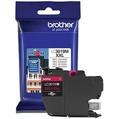 Cartucho de tinta inkjet original Brother LC3019M XXL