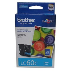 Cartucho de tinta inkjet original Brother LC60C