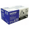 Cartucho de toner original Brother TN-650