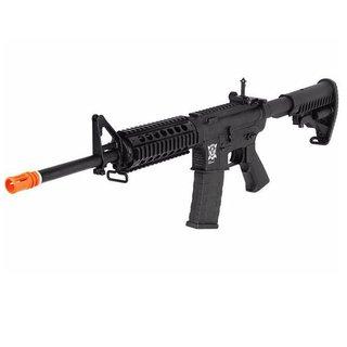 Rifle de Airsoft AEG M4 RIS Kompetitor com Blowback - APS