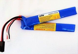 Bateria LiPo Para Airsoft 7.4v – 1500mAh 15c