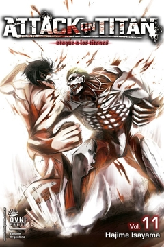 ATTACK ON TITAN VOL.11