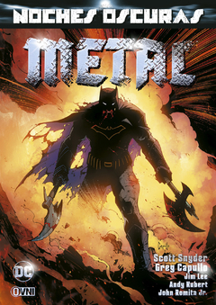NOCHES OSCURAS: METAL VOL. 1