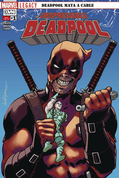 EL DESPRECIABLE DEADPOOL (LEGACY) #1
