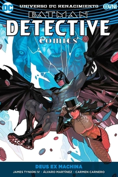 DETECTIVE COMICS VOL.4: DEUS EX MACHINA