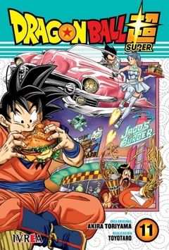 DRAGON BALL SUPER 11
