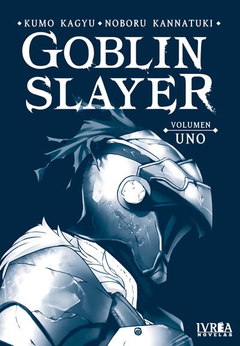 GOBLIN SLAYER (NOVELA) VOL 01
