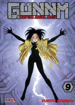GUNNM BATTLE ANGEL ALITA 09