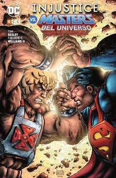 INJUSTICE VS MASTERS DEL UNIVERSO