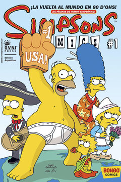 SIMPSONS COMICS #1