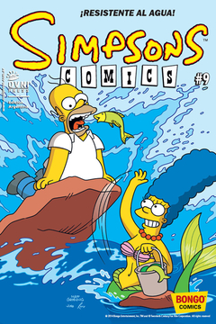 SIMPSONS COMICS #9