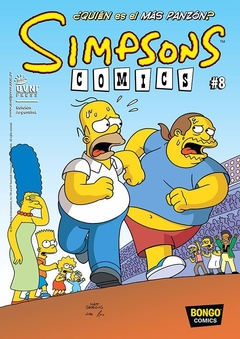 SIMPSONS COMICS #8