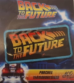 PARCHE BACK TO THE FUTURE