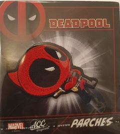 PARCHE DEADPOOL