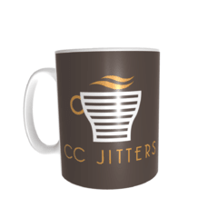 Taza Comics Coleccionables the flash cafe CC Jitters