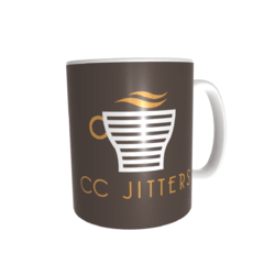 Taza Comics Coleccionables the flash cafe CC Jitters - comprar online