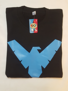 Remera de Nightwing  Talle S en internet