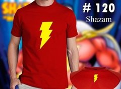 Shazam / Black Adam : Remeras Estampadas De Comics en internet