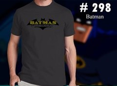 Remeras Batman  #298 Dc Comics