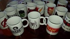 Taza De Comics Coleccionable Flash - Reverso #001 en internet