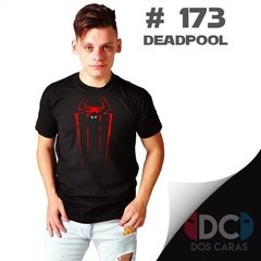 Deadpool Spiderman  Remera Estampadas De Comics