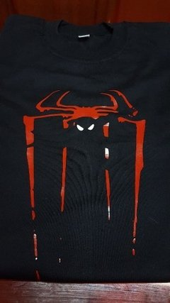 Imagen de Deadpool Spiderman  Remera Estampadas De Comics