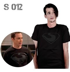 Remera Sheldon Cooper The Big Bang Theory General Zod