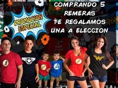 Remera De Comics - The Big Bang Theory - Linterna Naranja - comprar online