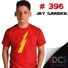 The Flash - Jay Garrick  Remeras De Comics