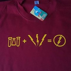 Remera De Comics - The Big Bang Theory - The Flash - tienda online
