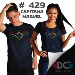 Capitana Marvel - Avengers Captain Marvel #431 Remera Comics