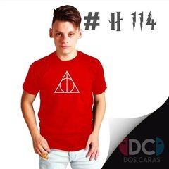 Remera Harry Potter Solo Para Fanaticos - comprar online